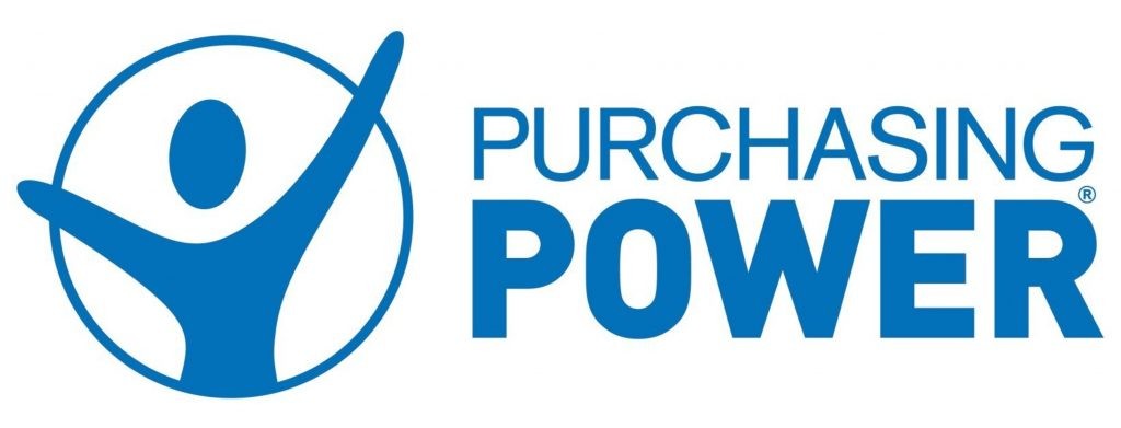 Purchasing Power Logo (PRNewsFoto/Purchasing Power) (PRNewsFoto/Purchasing Power)