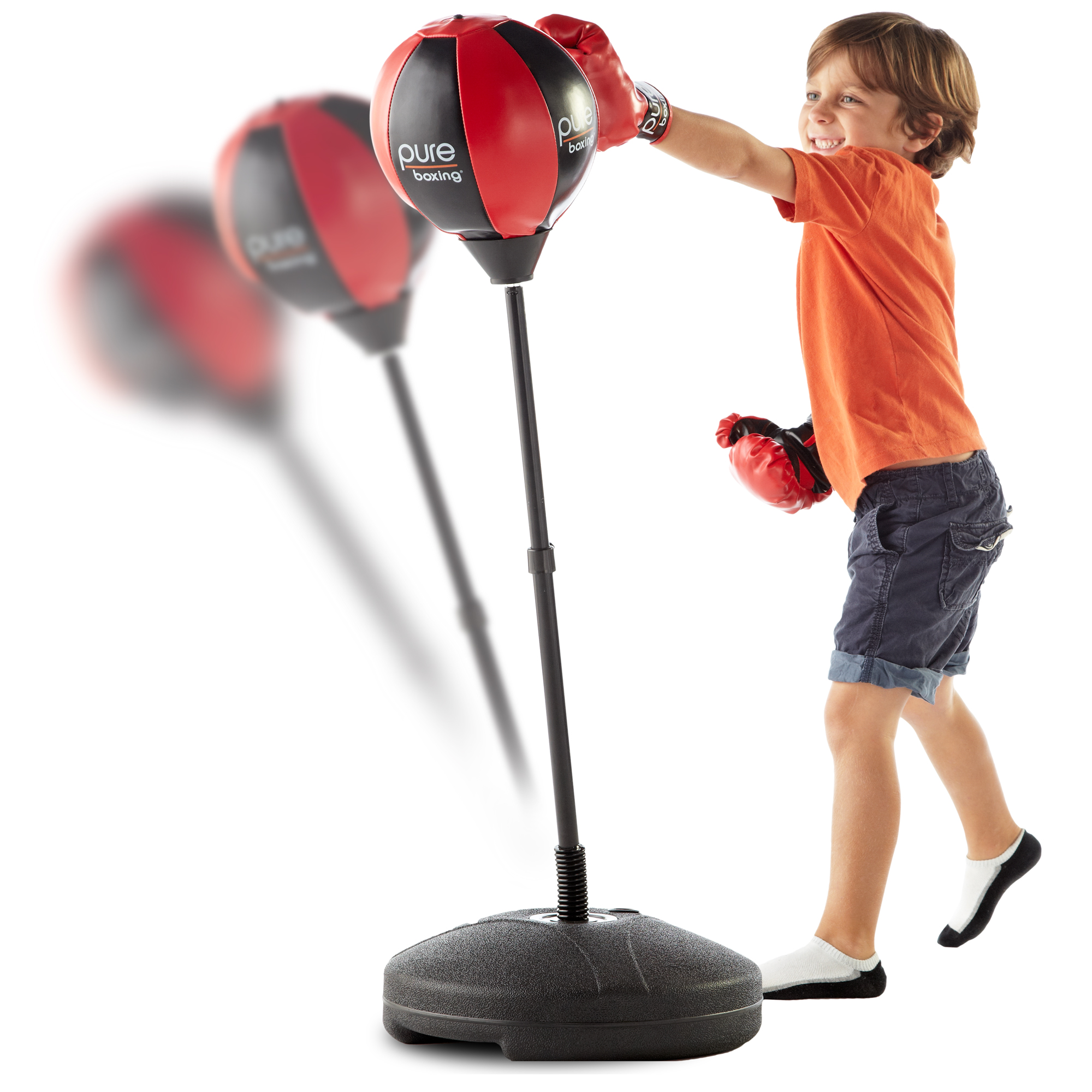 Pure Boxing Punch and Play Boxing Set - 8903PP - Lifestyle